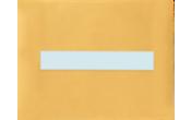 8.5 x 1.5 Long Rectangle Labels, 7 Per Sheet