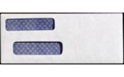 Check Double Window Envelopes