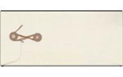 #10 Button & String Envelopes