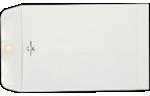 6 x 9 Clasp Envelopes 28lb. Bright White