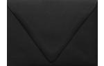 A6 Contour Flap Envelopes Midnight Black