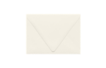 A6 Contour Flap Envelopes Natural - 100% Recycled