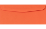 #10 Regular Envelopes Bright Orange