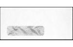 #10 - (4 1/8 x 9 1/2) White w/Security Tint