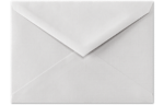 4 BAR Envelopes White Linen