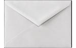 5 1/2 BAR Envelopes White Linen