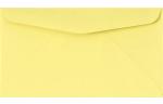 #6 3/4 Regular Envelopes Pastel Canary