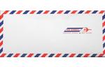 #10 Regular Envelopes Airmail