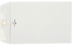 9 x 12 Clasp Envelopes 28lb. Bright White