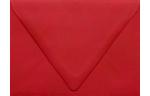 A6 Contour Flap Envelopes Ruby Red