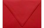 A7 Contour Flap Envelopes Ruby Red