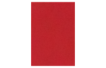 6 x 6 Pockets Top Layer Card Ruby Red