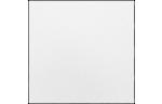6 1/4 x 6 1/4 Petals Top Layer Card Crystal Metallic