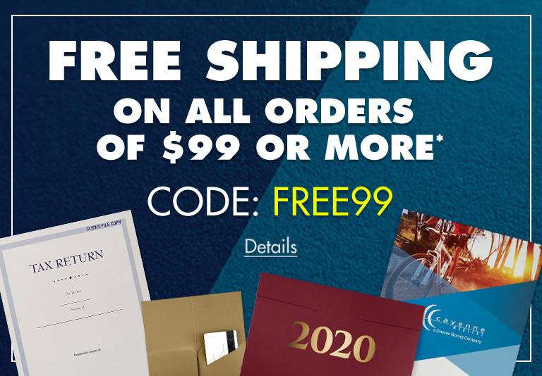 Free Shipping on all orders of $99 or more (CODE: FREE99)