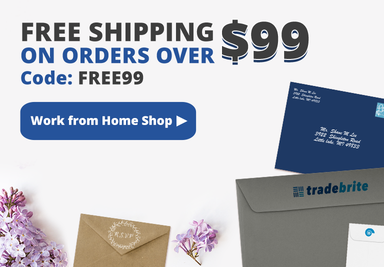 Free Shipping | Envelopes.com