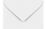 #17 Mini Envelopes 70lb. Bright White
