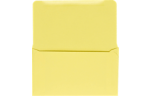 6 1/4 Remittance Envelopes Pastel Canary
