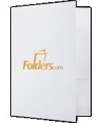 Quick Ship Foil Stamped Folders
