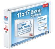 """2"""" Non-Locking 11 x 17 Slant-D Ring Binder"""