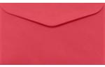 #6 1/4 Regular Envelopes Holiday Red