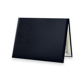 Blank 8 1/2 x 11 Diploma Covers