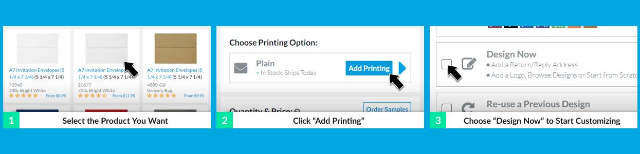 Custom Printing Services | Envelopes.com