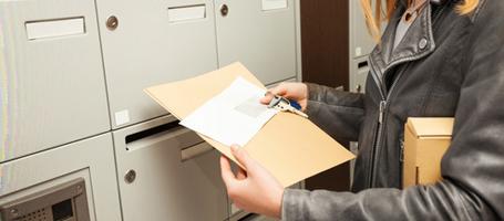 Direct Mail Header