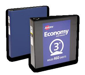 Economy View Poly Binders   Envelopes.com