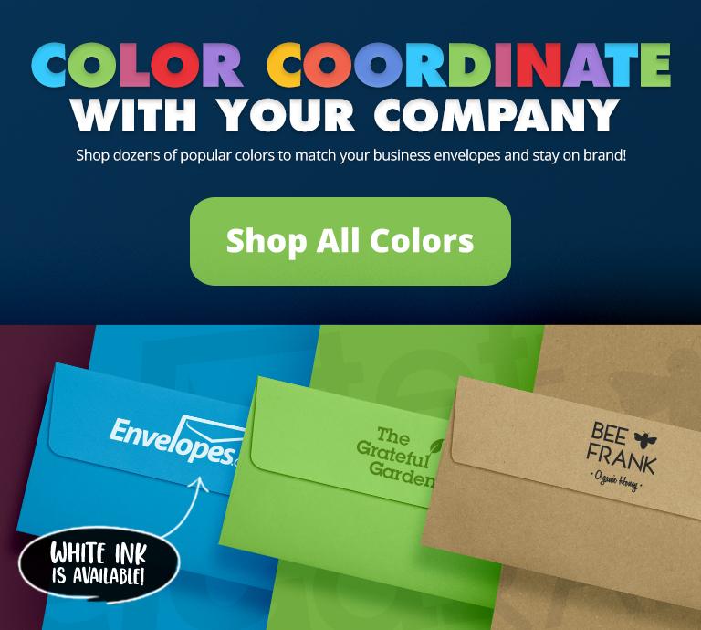 Shop By Color | Envelopes.com