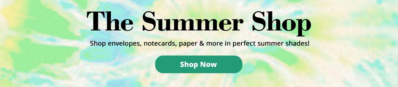 Summer Shop | Envelopes.com