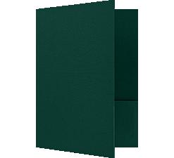 Blank Pocket Folders