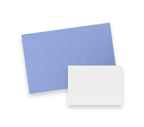 Flat Cards | Folders.com
