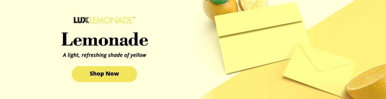 LUX Lemonade™   Envelopes.com