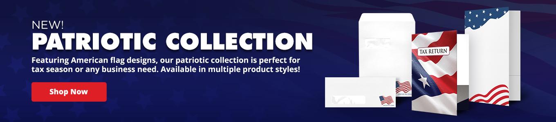 Patriotic Collection   Envelopes.com