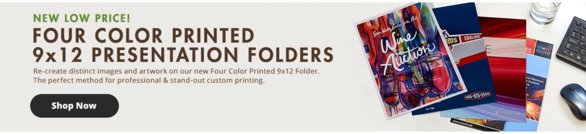 9x12 Presentation Folders | Folders.com
