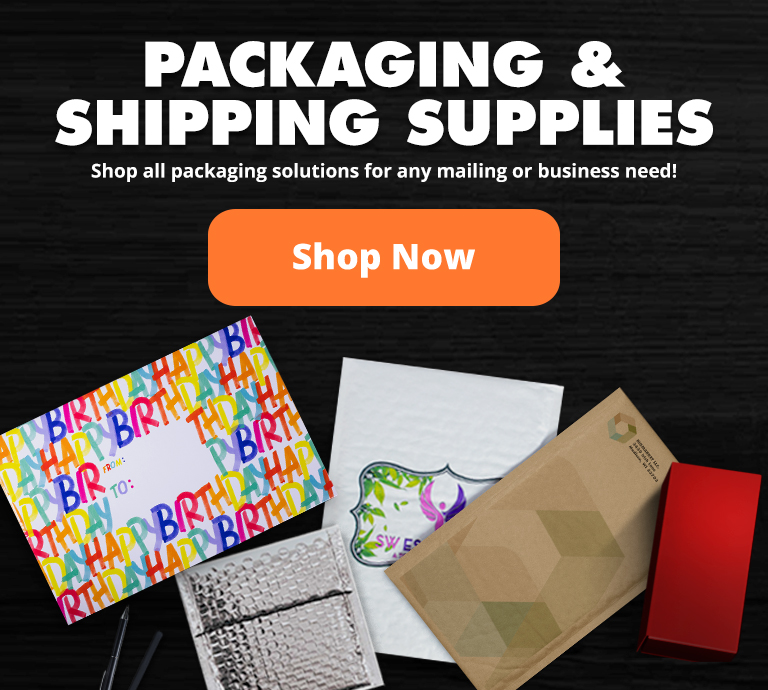 Packaging & Shipping Supplies | Envelopes.com