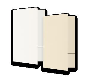 9 1/2 x 14 Legal Size Folders | Envelopes.com