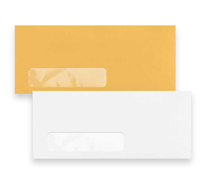 #10 Window Envelopes   Envelopes.com