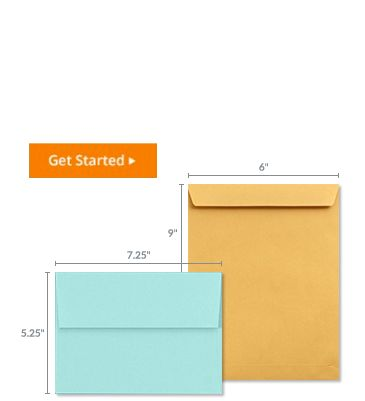 Envelopes.Com | Why Does It Cost More To Mail A Square E