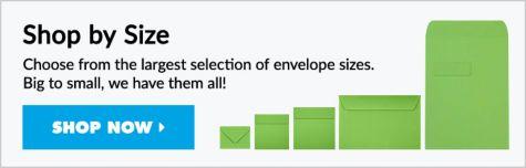 Envelope Size Guide | Envelopes com