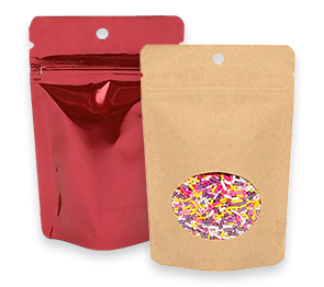 Stand Up Pouch | Envelopes.com