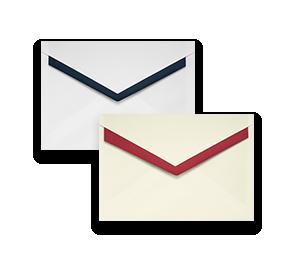 Foil Lined Contour Envelopes | Envelopes.com